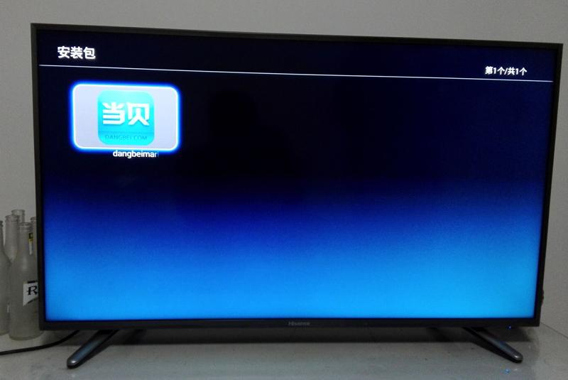 海信 LED43K5500U