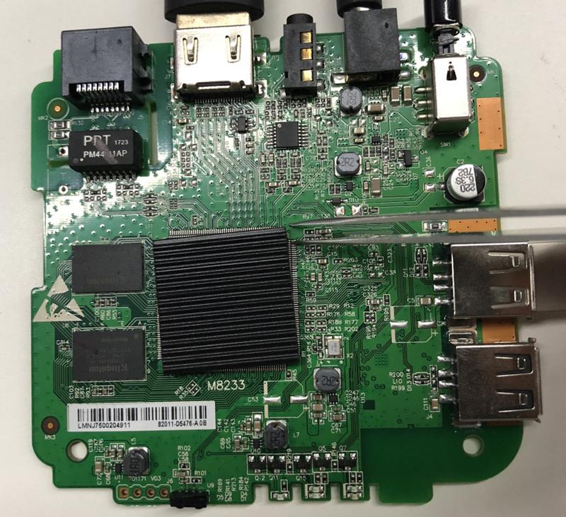 移动魔百和CM101s-M8233-NAND版刷机破解教程分享